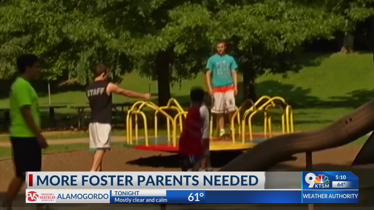 El Paso needs more foster parents