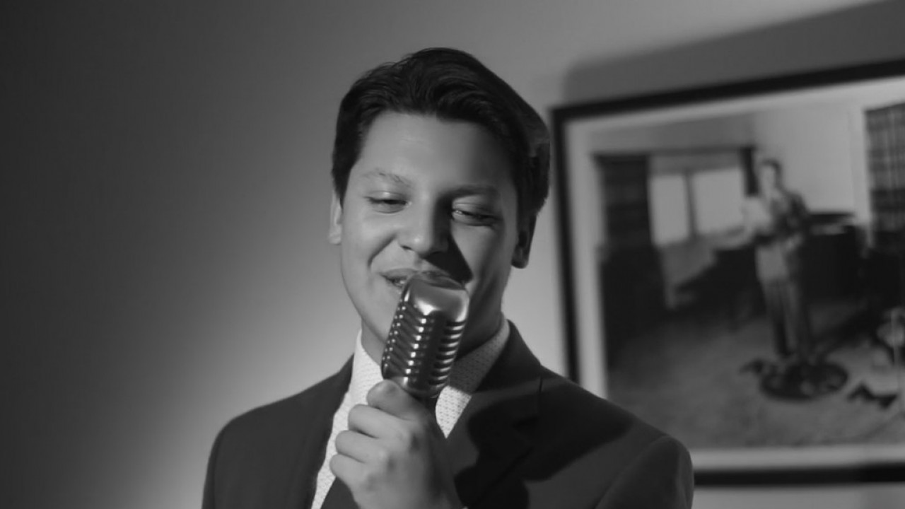 El Paso's 'Teen Sinatra' hopes to audition for 'The Voice'