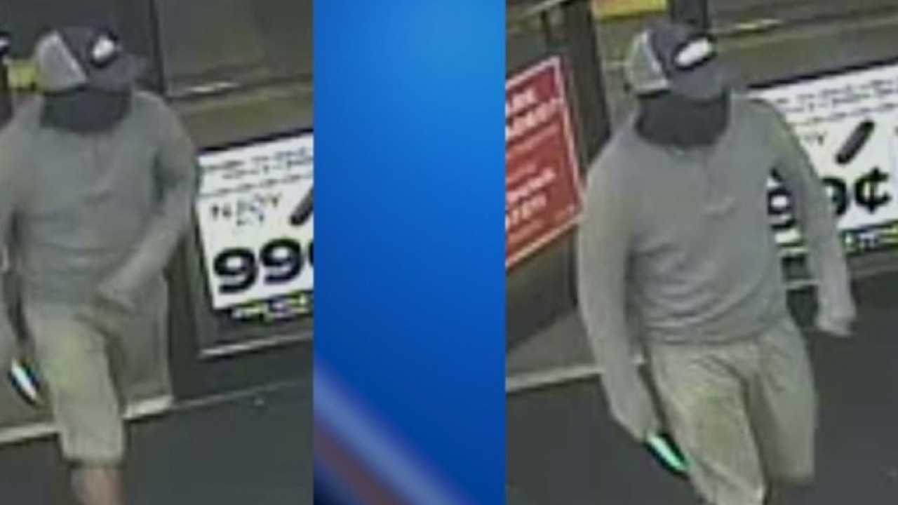 Man sought for robbing two Central El Paso convenience stores in under two days