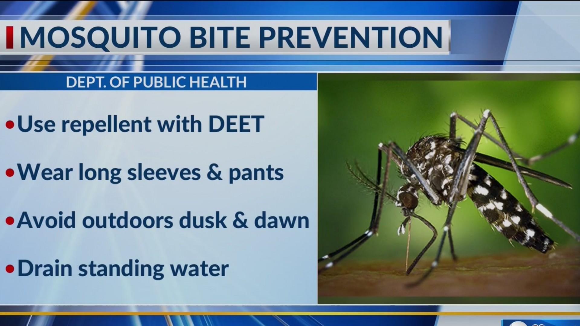 Mosquito season begins in Sun City