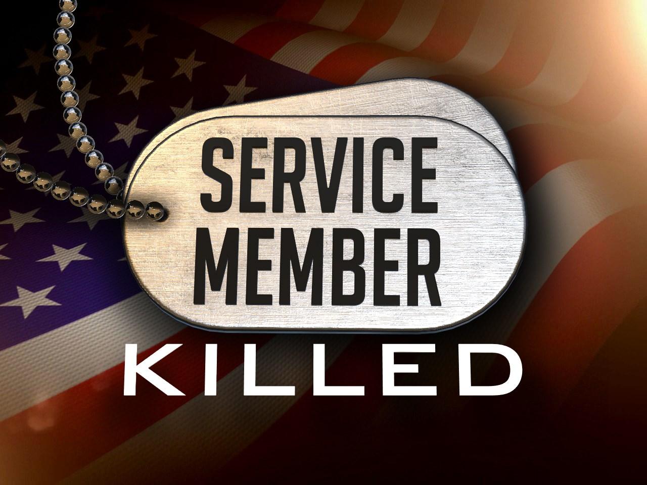 Service Member Killed