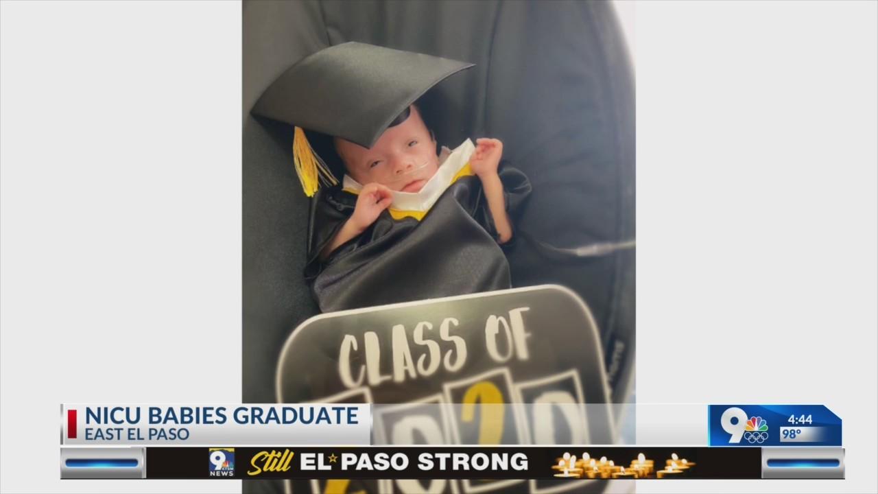 NICU babies graduate