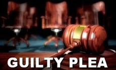 Guilty plea