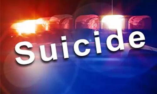 Trenton man takes his own life Friday night