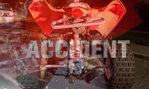 one child life-flighted after ATV crash
