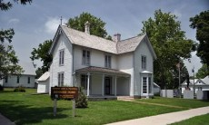 Pershing Boyhood Home