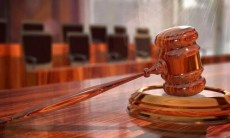 Gavel in courtroom
