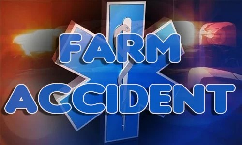 Tractor overturns on Macon man