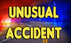 Unusual Accident