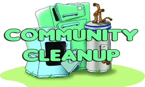 Trenton community-wide cleanup week set to begin April 29, 2019