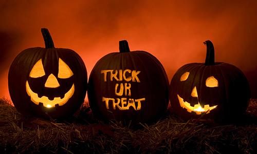 Halloween Trick or Treat