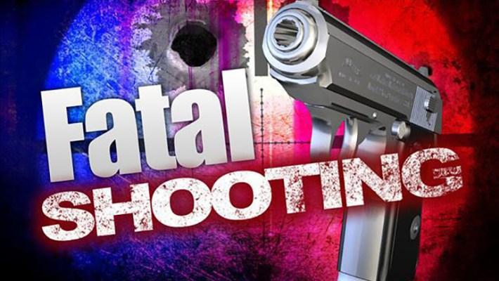 Fatal Shooting
