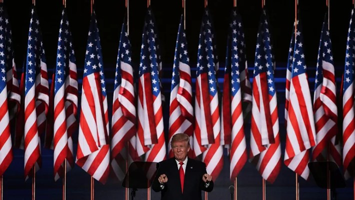 Donald Trump suggests jail time, loss of citizenship for flag burners