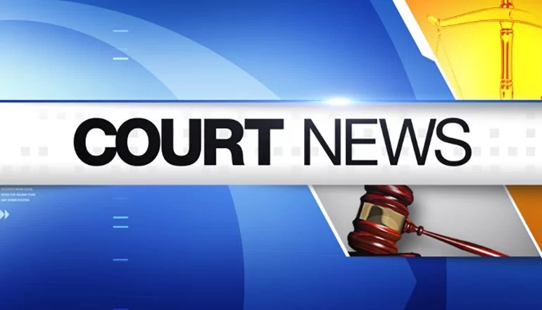 Prison sentence handed down in Division One of Grundy County court