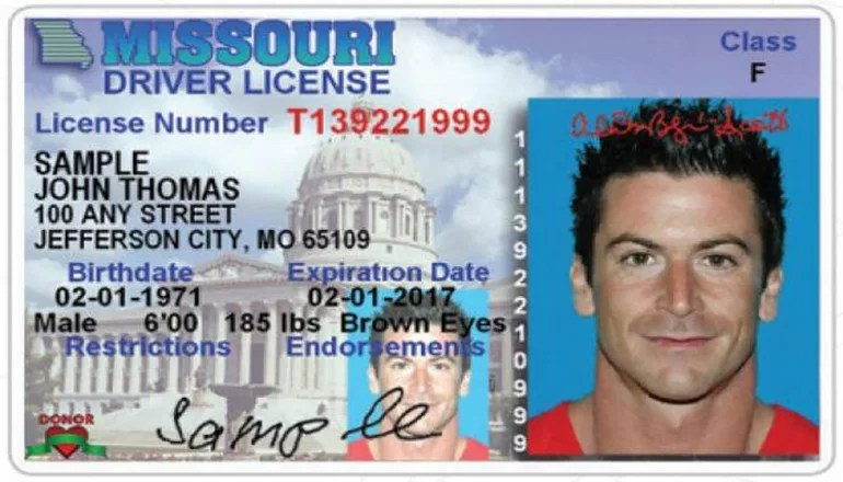 Missouri House passes Real ID compliance measure
