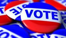 Vote Election Graphic