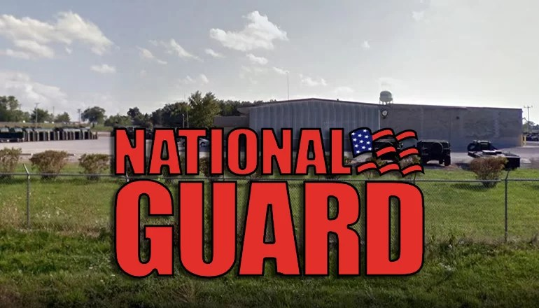 National Guard at Trenton departs for training