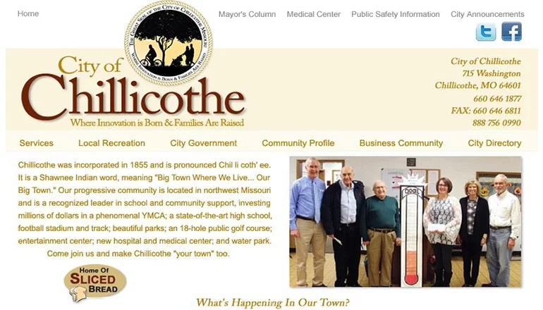 Chillicothe City Council terminates city employee