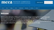 Missouri Community College Association Website