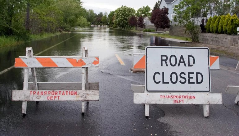 MoDOT announces road closures in Carroll County due to flooding