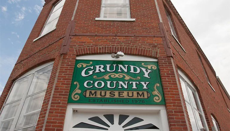 Grundy County Museum to feature county collections