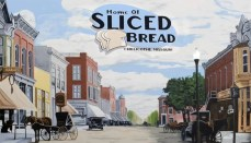 Sliced Bread Mural