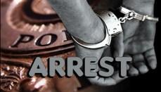 Suspect in Handcuffs