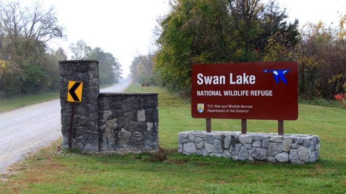 Swan Lake Wildlife Refuge