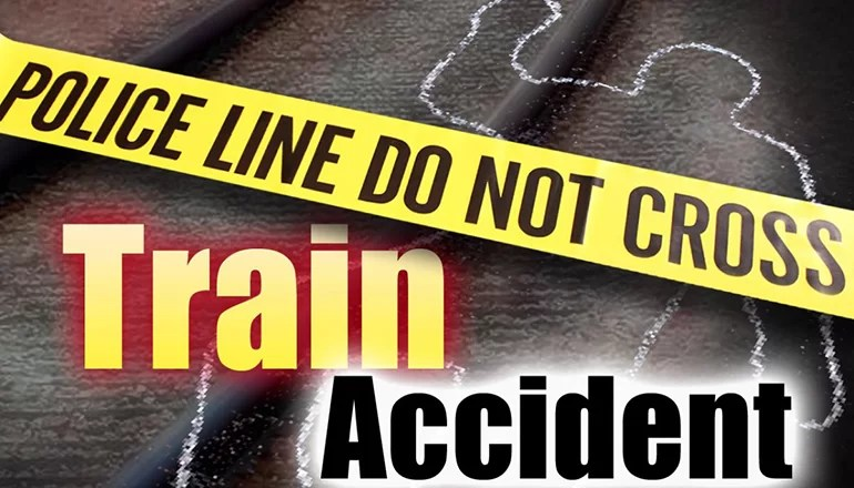 Waverly man life-flighted after being struck by train