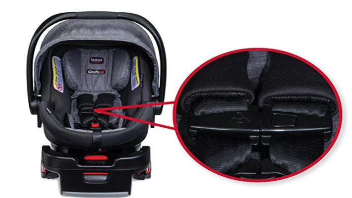 Britax carseat recalled