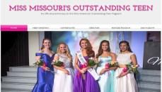 Miss Outstanding Teen Website