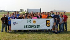 Students attend Hundley-Whaley Research Center Agriscience Day in Albany