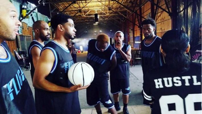Flight Squad Basketball Team