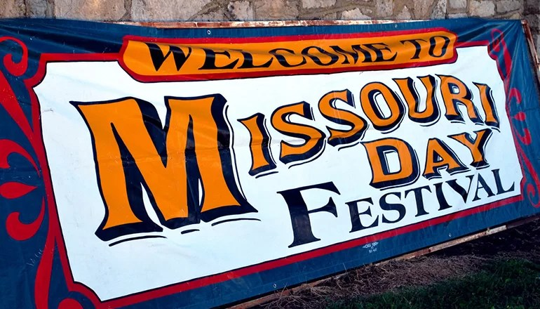 A recap of Missouri Day Festival activities in Trenton
