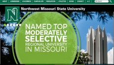 Northwest Missouri State University Website