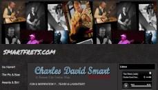 Smart Frets Website