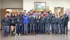 Chillicothe FFA Chapter Observes FFA week 2018