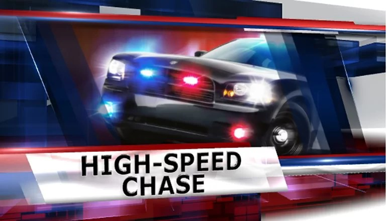 High-speed pursuit that started in Carroll County ends in Livingston County with arrest of St. Louis man
