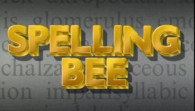 TMS Spelling Bee winners announced