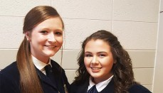 Chillicothe FFA Officer Candidates