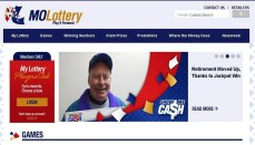 Missouri Lottery Website