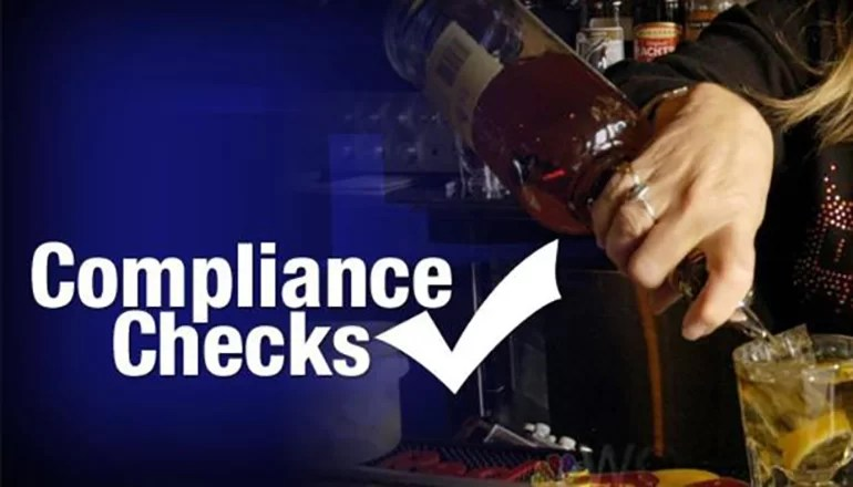Alcohol sales compliance checks in Livingston County results in one citation