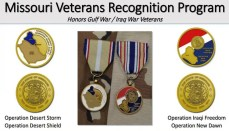 Missouri Veterans Recognition program