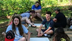 2018 Chillicothe FFA Officers retreat