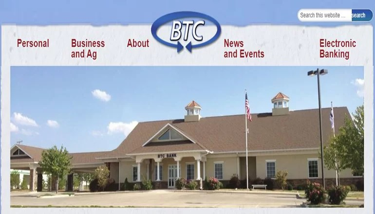 BTC Bank to establish branch in Trenton