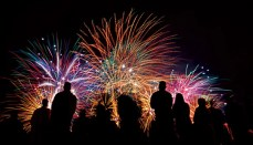 Community Fireworks Display