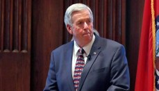 Mike Parson Governor of Missouri