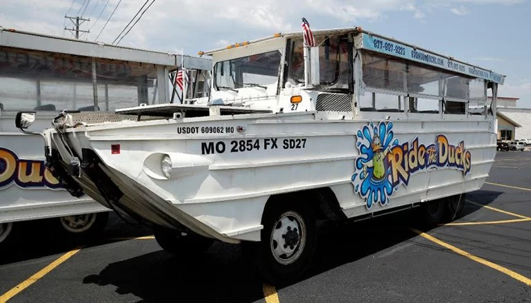 Audio: Man who helped rescue Duck Boat victims sues for emotional, physical damages