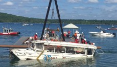 Buck Boat Salvaged From Table Rock Lake