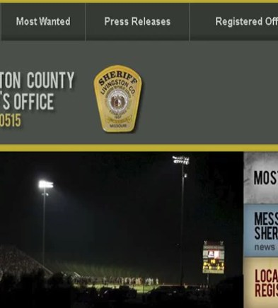 Livingston County Sheriff's Department awarded grant